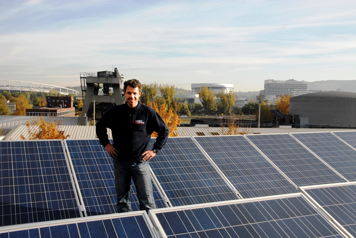Installation von Solaranlagen in Stuttgart Bad Cannstatt